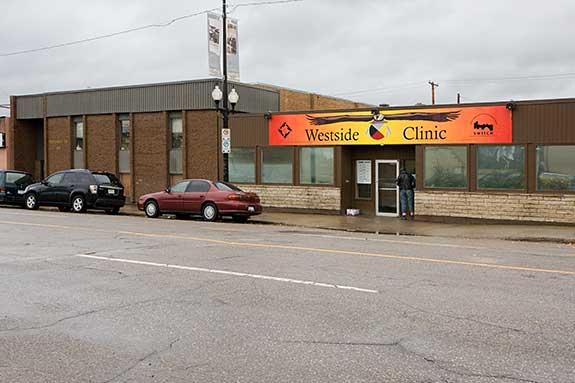 The Saskatoon Friendship Inn will expand into neighbouring Westside Clinic
